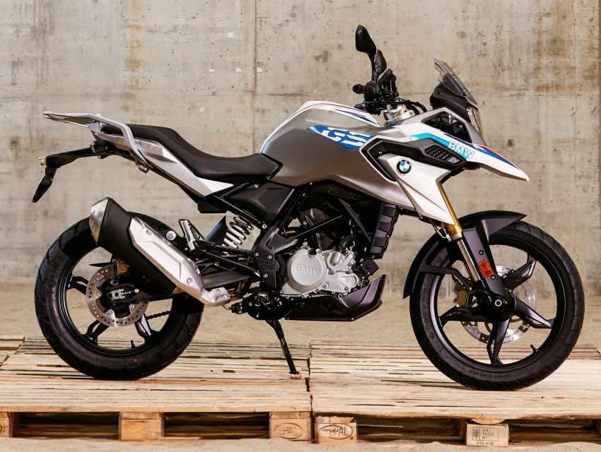 Nova G310 RR? Próxima moto da parceria BMW e TVS chega em 2021