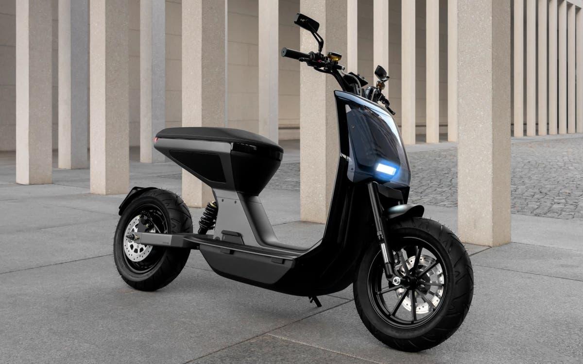 NAON Zero-One: el scooter eléctrico alemán, urbano y de gran autonomía